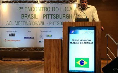 II Encontro do LCA Brasil – Pittsburgh Hospital Albert Einstein 6 e 7 de outubro 2017