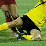 Lesões do joelho no futebol: diagnósticos e tratamentos