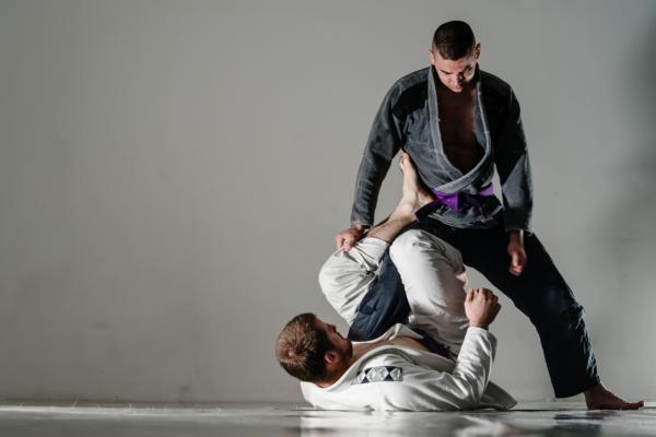 Lesões do joelho em praticantes de jiu-jitsu