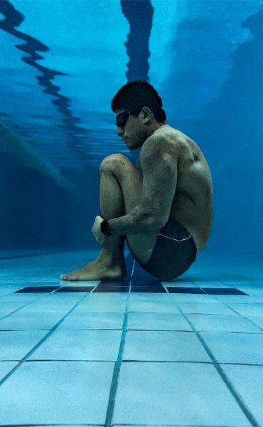 Com 60 dias de reabilitação, Andrétt Costa conseguiu zerar o ângulo de flexão da perna
